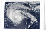 Tropical Storm Nadine (14L) off the Azores by Corbis