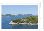 Beach near Zaton, Dubrovnik, Croatia by Corbis