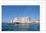 Fortified port, Dubrovnik, Croatia by Corbis