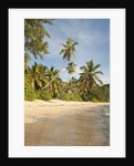 View of Takamaka Beach, Mahe, Seychelles by Corbis