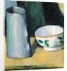 Bowl and Milk-Jug by Paul Cezanne