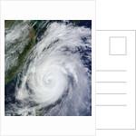 Typhoon Jelawat by Corbis