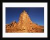 Eroded landscape at Park Avenue, USA, Utah, Arches National Park by Corbis