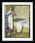 Morning Toilet by Edgar Degas