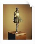 The Little Dancer, Fourteen Years Old by Edgar Degas