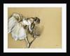 Dancer Adjusting Her Shoe by Edgar Degas