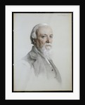 Portrait of Robert Browning by Anthony Frederick Augustus Sandys