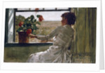 Summer Evening by Frederick Childe Hassam