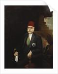 Portrait of a Turkish Ambassador by S Seberger
