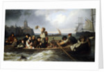 Emigration to America by Antonie Volkmar