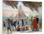 From under Willows by William James Glackens