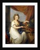 Portrait of Countess Catherine Skavronska by Angelica Kauffmann