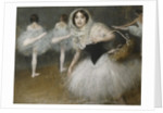 The Dancers by Pierre Carrier-Belleuse