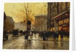 La Madeleine, Paris by Edouard Cortes