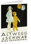 Altwegg & Schwab by Emil Cardinaux
