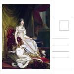 Empress Josephine in Coronation Robes by François Gérard