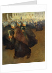 Night Procession in Brittany by Ferdinand du Puigaudeau