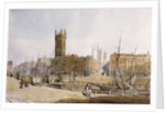 Draw Bridge from St. Augustine's Bank, Bristol by James Johnson