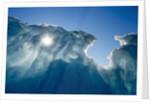 Sea Ice, Hudson Bay, Canada by Corbis