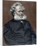 Ibsen, Henrik (1828-1906) by Corbis