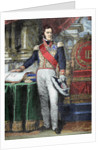 Louis-Philippe I (1773-1850) by Corbis