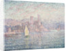 Antibes, Morning by Paul Signac