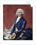 William Pitt (1708-1778). British politician by Corbis