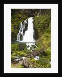 Jaun waterfall by Corbis