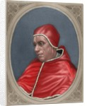 Gregory XII. Pope between 1406 and 1415. Engraving by Corbis