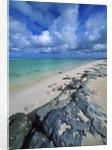 Beach, Turks and Caicos Islands, UK by Corbis