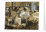 The First Wounded, London Hospital, 1914 by Sir John Lavery