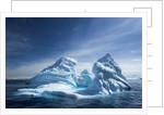 Iceberg, Gerlache Strait, Antarctic Peninsula by Corbis