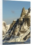 Mountain Peaks, Lemaire Channel, Antarctica by Corbis
