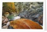 Canyon of mountain stream with rocks, Garnitzenklamm, Hermagor, Carinthia, Austria by Corbis