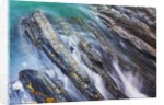 Rock formation in mountain stream, Garnitzenklamm, Hermagor, Carinthia, Austria by Corbis