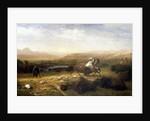 The Last of the Buffalo by Albert Bierstadt
