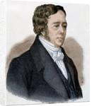 Oersted, Hans Christian (1777-1851). Danish physicist by Corbis