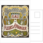 Eau de Fleur d'Oranger by Corbis