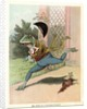 A Frog He Would A Wooing Go, Children's Book Illustration by Corbis