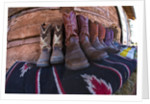 Boots and Blankets by Corbis