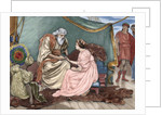 Pericles, Prince of Tyre and his daughter Marina by Corbis