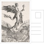 Nemesis by Albrecht Dürer