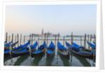 Gondolas, Venice, Italy by Corbis