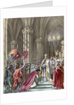 Alfonso VII (1105-1157), called the Emperor by Corbis