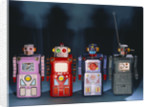 The Gang of Four by Masudaya Japan