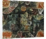 Stage Scenery by Paul Klee