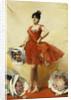 The Ballet Dancer by Leon Francois Comerre