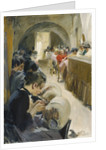 The Lacemakers by Anders Leonard Zorn