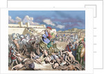 Old Testament. Siege of Rabbah. David attacks the Ammonites. Dore by Corbis