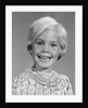 1960s Portrait Of Smiling Blond Girl Looking At Camera by Corbis